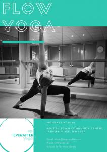 Yoga Classes!